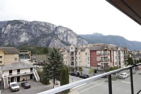 Condo for sale at 38013 Third Ave Unit 404 Squamish British Columbia - MLS: R2395435