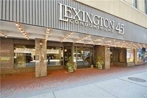 Apartment for rent at 45 Carlton St Unit #404 Toronto Ontario - MLS: C4688151