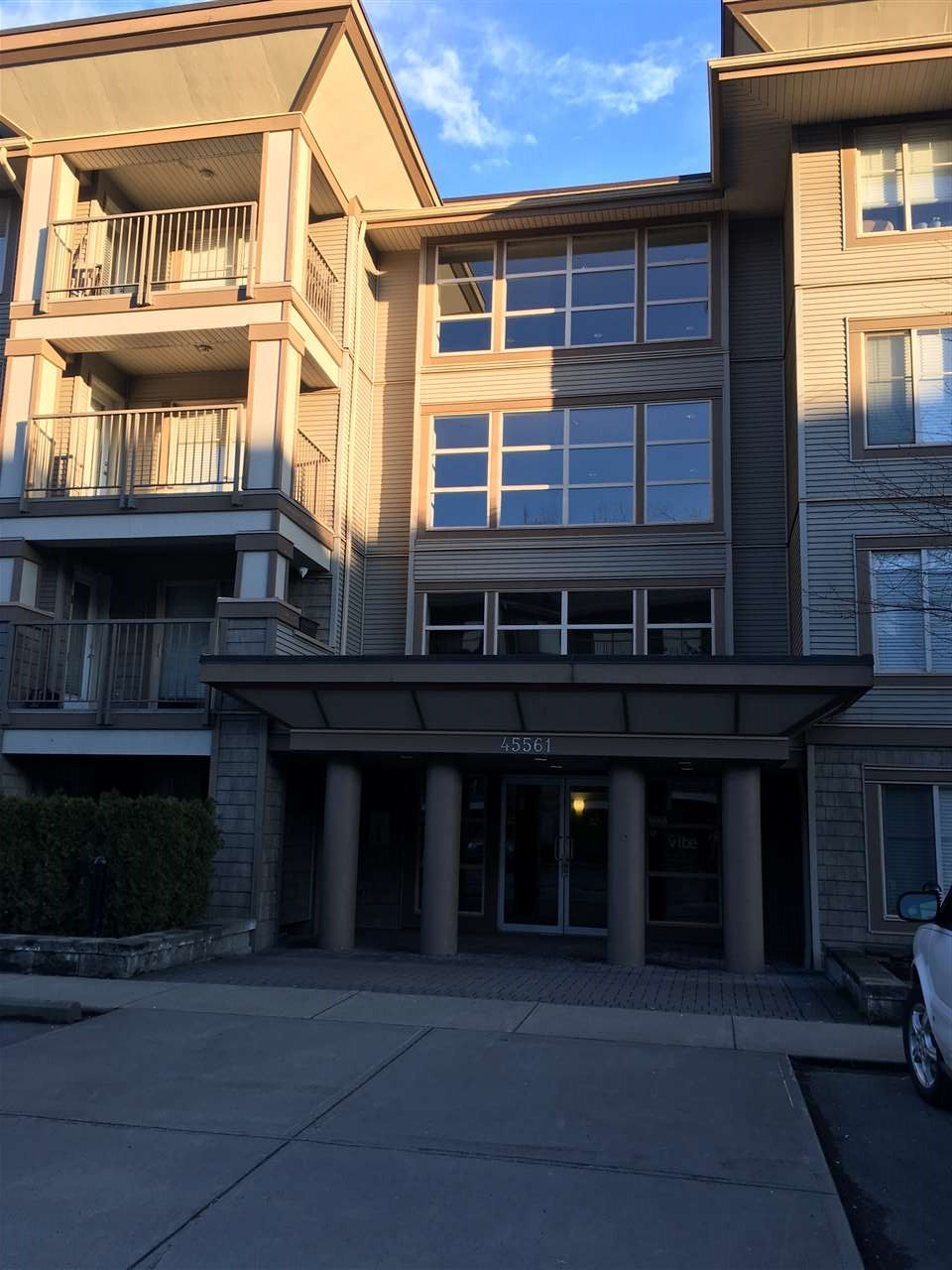 Sold: 404 - 45561 Yale Road, Chilliwack, BC