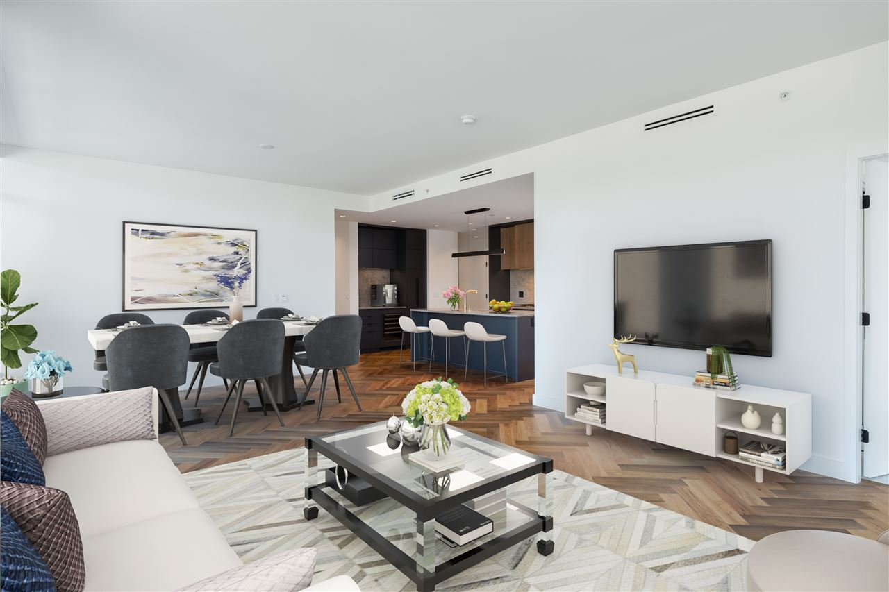 For Sale: 404 - 458 West 63rd Avenue, Vancouver, BC | 3 Bed, 3 Bath Condo for $2333900.