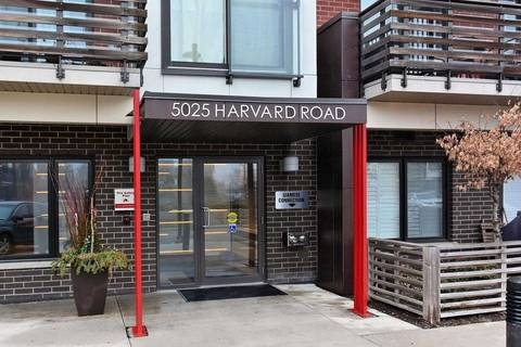 Condo for sale at 5025 Harvard Rd Unit 404 Mississauga Ontario - MLS: W4720092