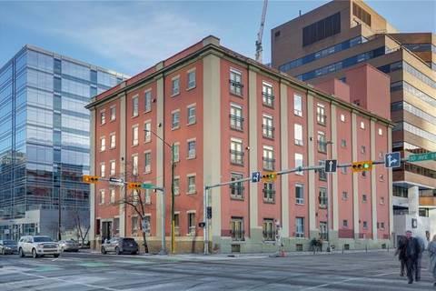 Condo for sale at 535 10 Ave Southwest Unit 404 Calgary Alberta - MLS: C4278187