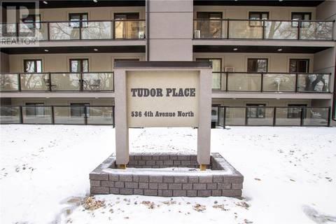 Condo for sale at 536 4th Ave N Unit 404 Saskatoon Saskatchewan - MLS: SK793720