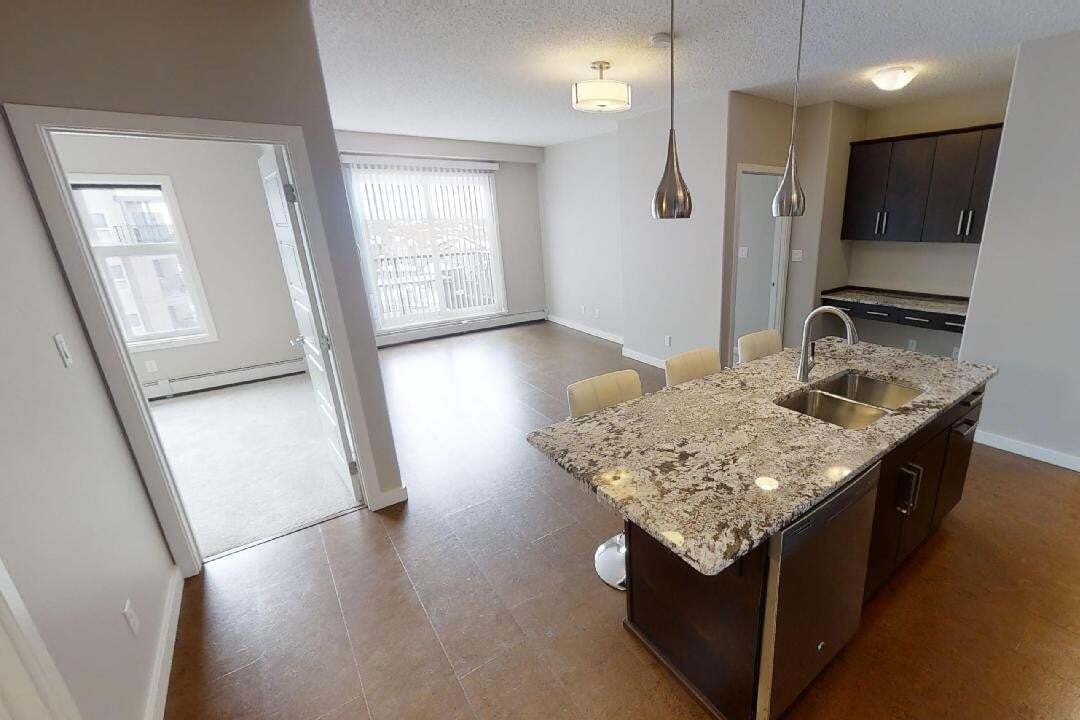 Condo for sale at 5510 Schonsee Dr NW Unit 404 Edmonton Alberta - MLS: E4190185