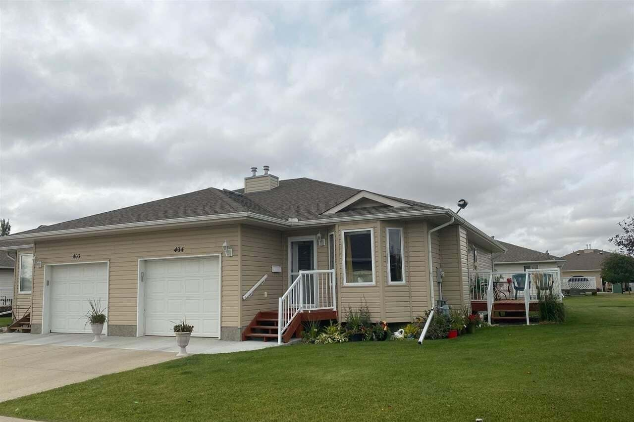 Townhouse for sale at 7001 Northview Dr Unit 404 Wetaskiwin Alberta - MLS: E4214226
