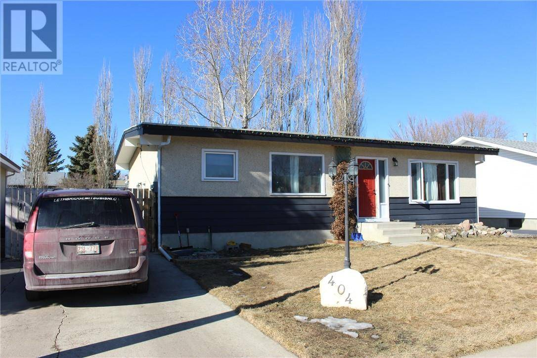House for sale at 404 7a St Picture Butte Alberta - MLS: ld0190298