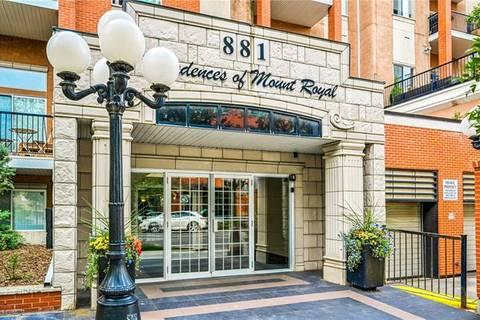 Condo for sale at 881 15 Ave Southwest Unit 404 Calgary Alberta - MLS: C4291140