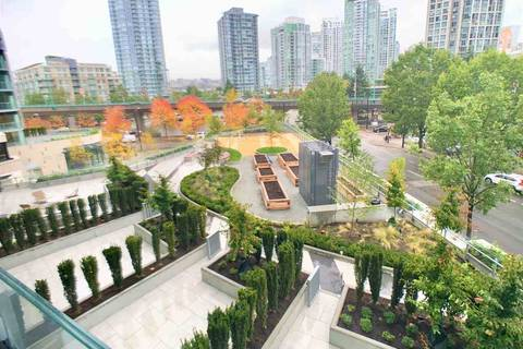 Condo for sale at 89 Nelson St Unit 404 Vancouver British Columbia - MLS: R2410645