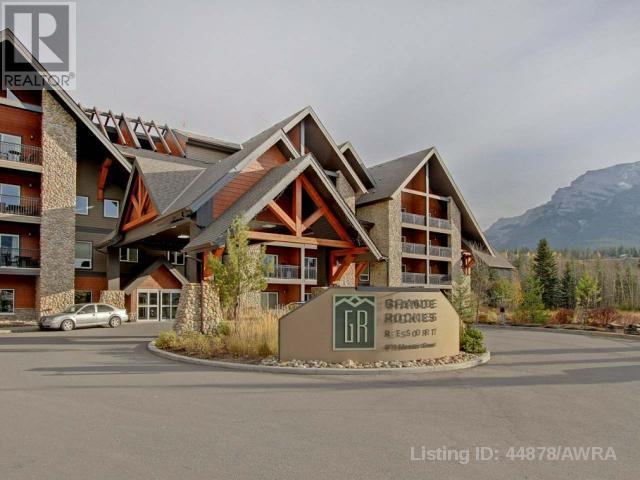 For Sale: 404 - 901 Mountain Street, Canmore, AB   2 Bed, 2 Bath House for $675,000. See 28 photos!
