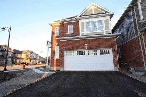 House for rent at 404 Clarkson Gt Milton Ontario - MLS: W4409646