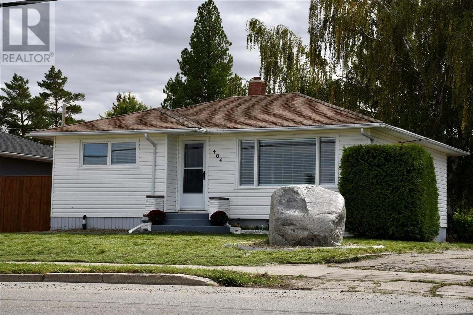 House for sale at 404 D Ave Wynyard Saskatchewan - MLS: SK826748