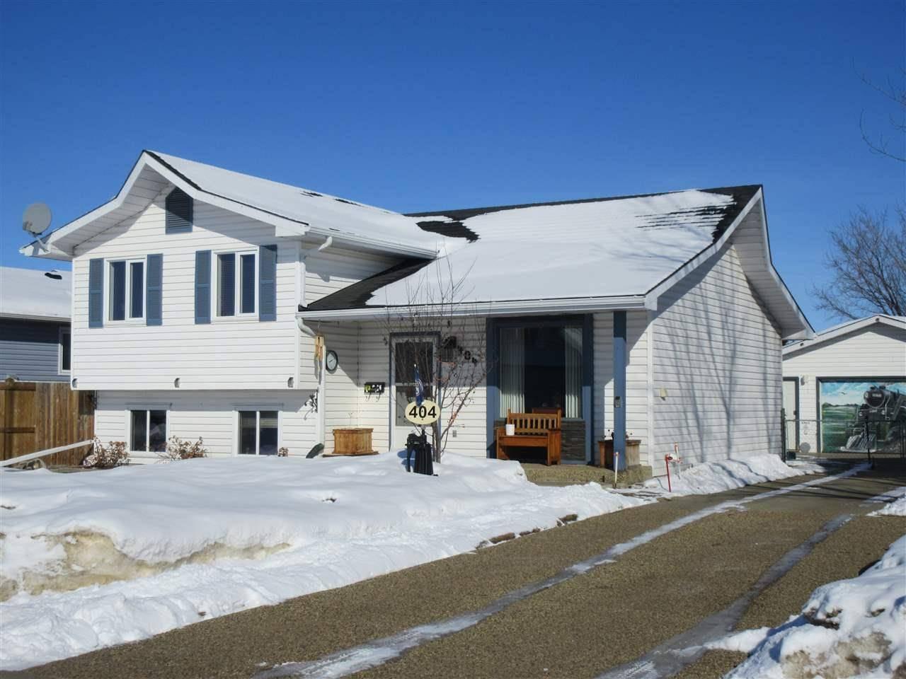 House for sale at 404 Grandin Dr Morinville Alberta - MLS: E4190558