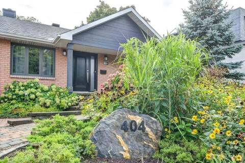 House for sale at 404 Princeton Ave Ottawa Ontario - MLS: 1213360