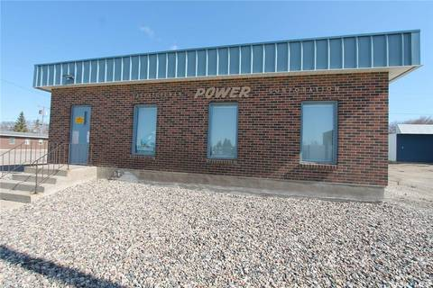 Commercial property for sale at 404 Railway Ave Oxbow Saskatchewan - MLS: SK804521