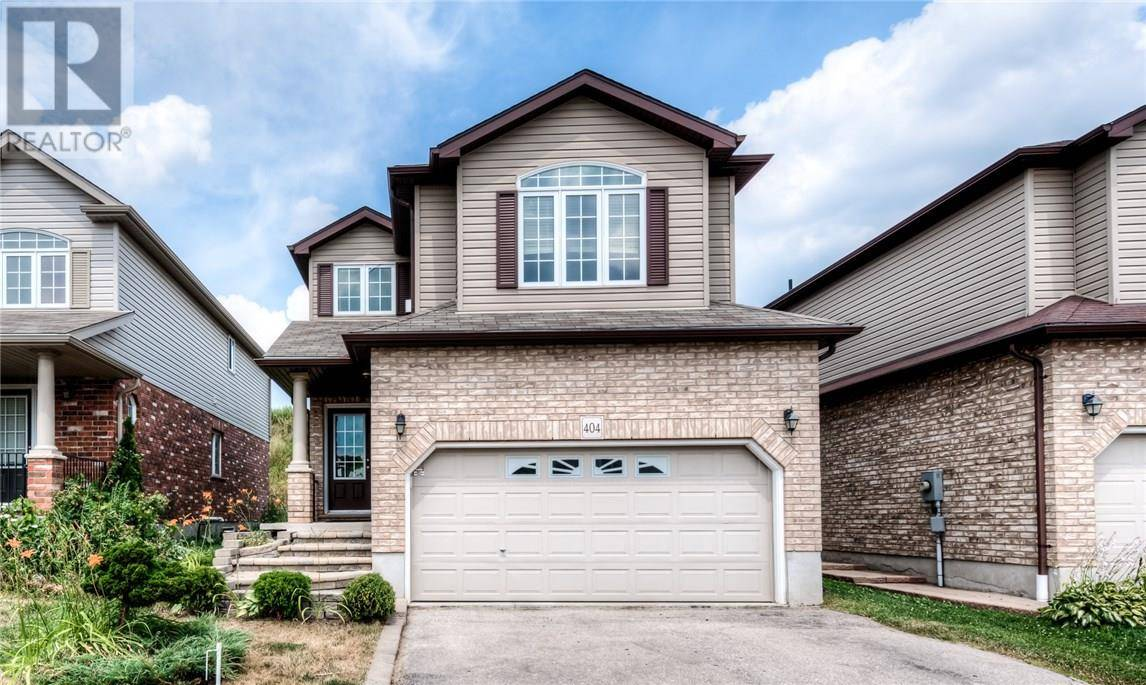 House for sale at 404 Tealby Cres Waterloo Ontario - MLS: 30755287