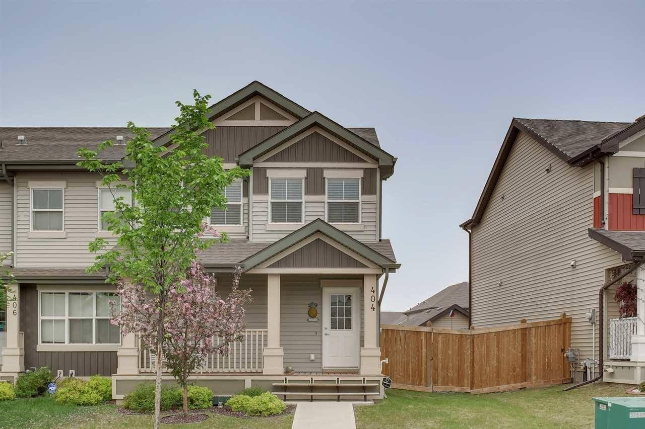 House for sale at 404 Watt Blvd Sw Edmonton Alberta - MLS: E4161453