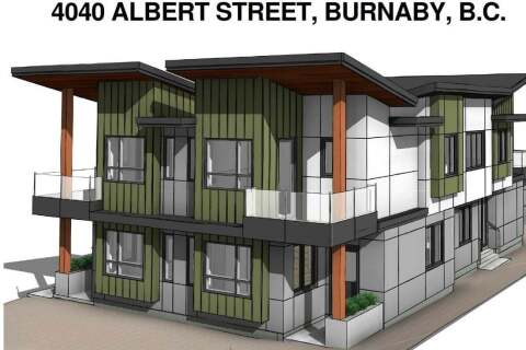 House for sale at 4040 Albert St Burnaby British Columbia - MLS: R2457989