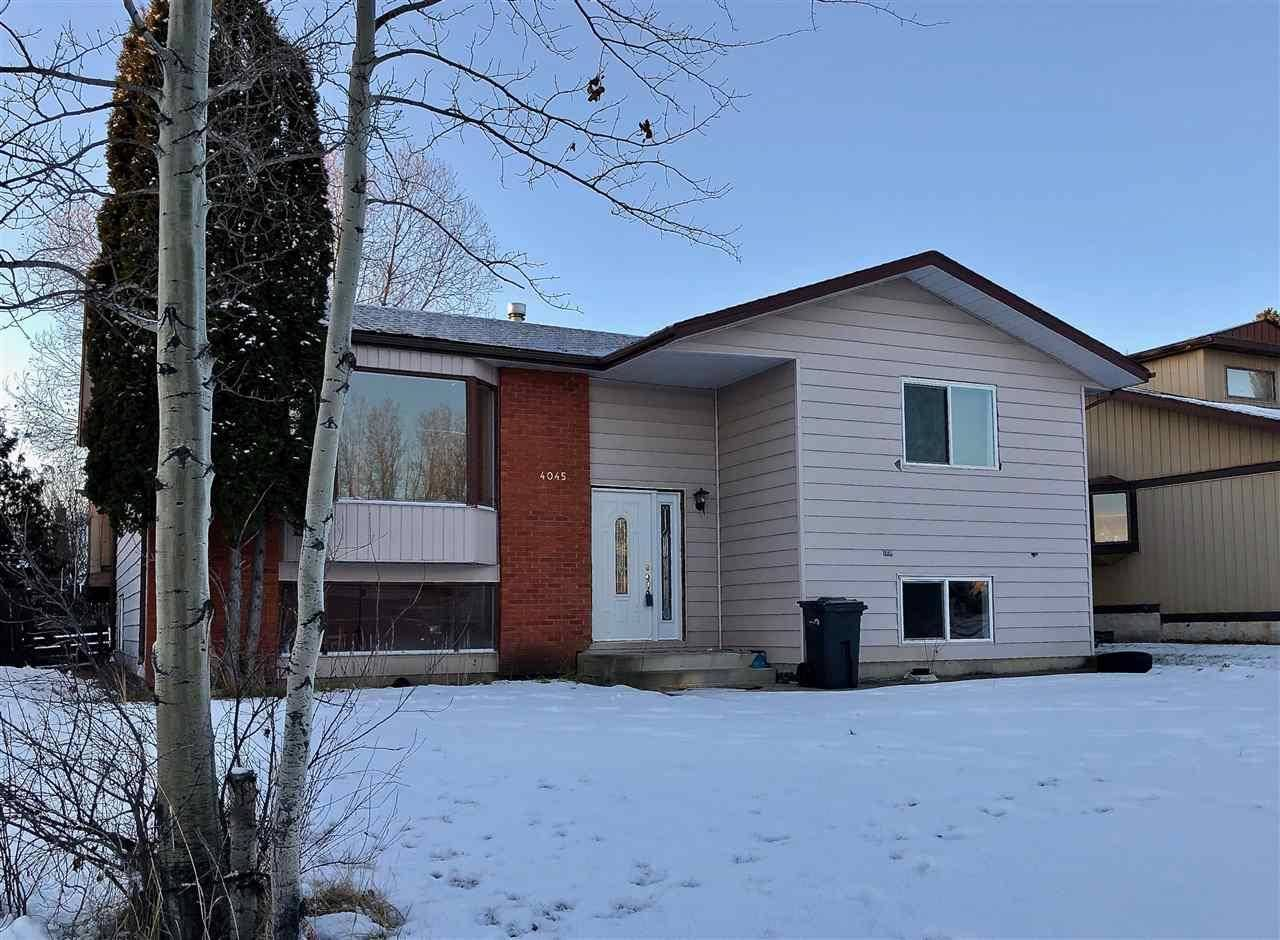 House for sale at 4045 55 Ave Drayton Valley Alberta - MLS: E4177070