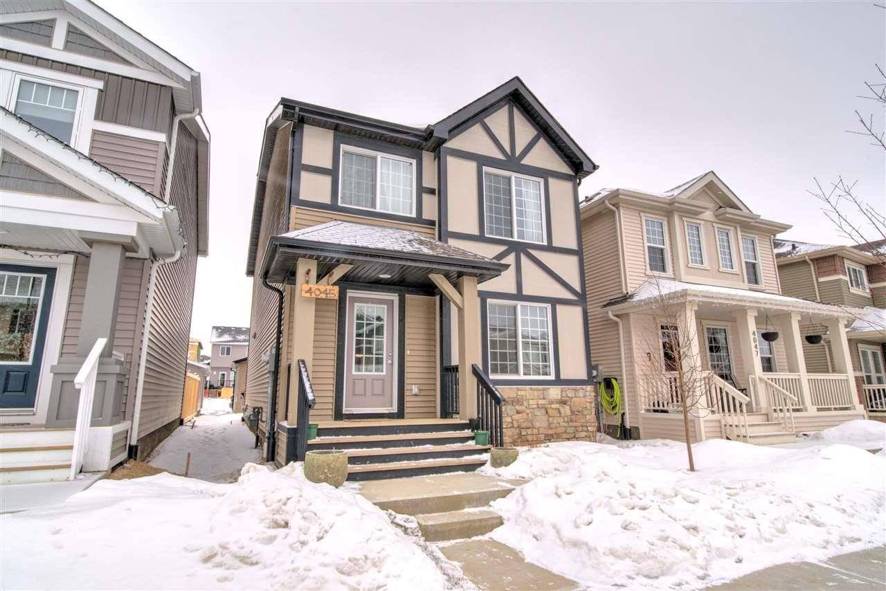 House for sale at 4045 Chappelle Gr Sw Edmonton Alberta - MLS: E4193132