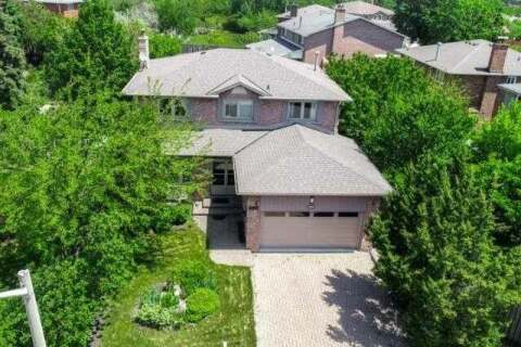 House for sale at 4045 Corbet Dr Mississauga Ontario - MLS: W4778651