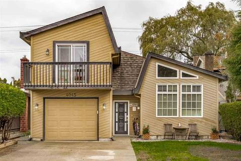House for sale at 4045 Peterson Dr Richmond British Columbia - MLS: R2414650