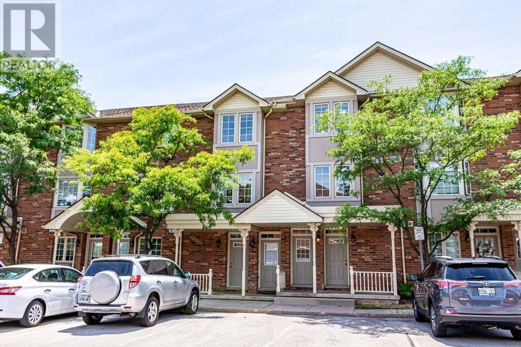Townhouse for sale at 4045 Upper Middle Rd Burlington Ontario - MLS: 30820328