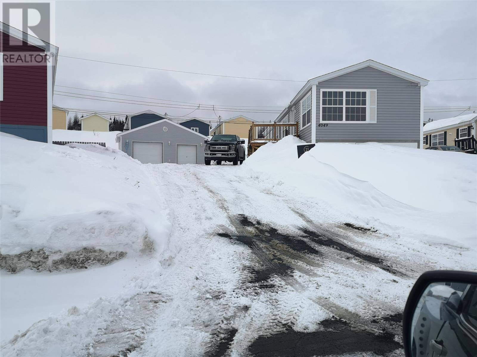 Residential property for sale at 4049 Duley Cres Labrador City Newfoundland - MLS: 1211696