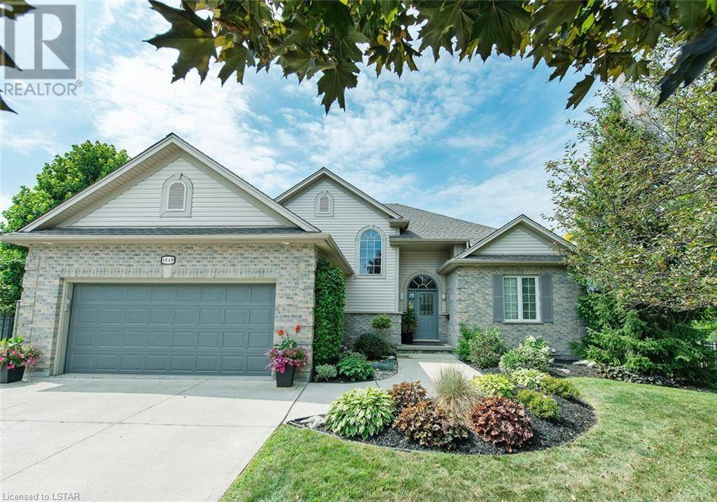 House for sale at 4049 Parkinson Ct London Ontario - MLS: 215168