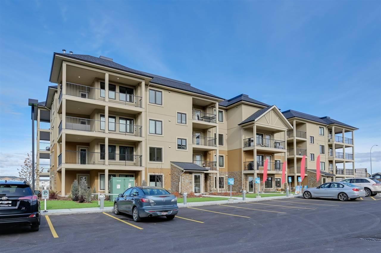 Condo for sale at 1027 173 St Sw Unit 405 Edmonton Alberta - MLS: E4187951