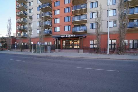 Condo for sale at 10303 105 St Nw Unit 405 Edmonton Alberta - MLS: E4153188
