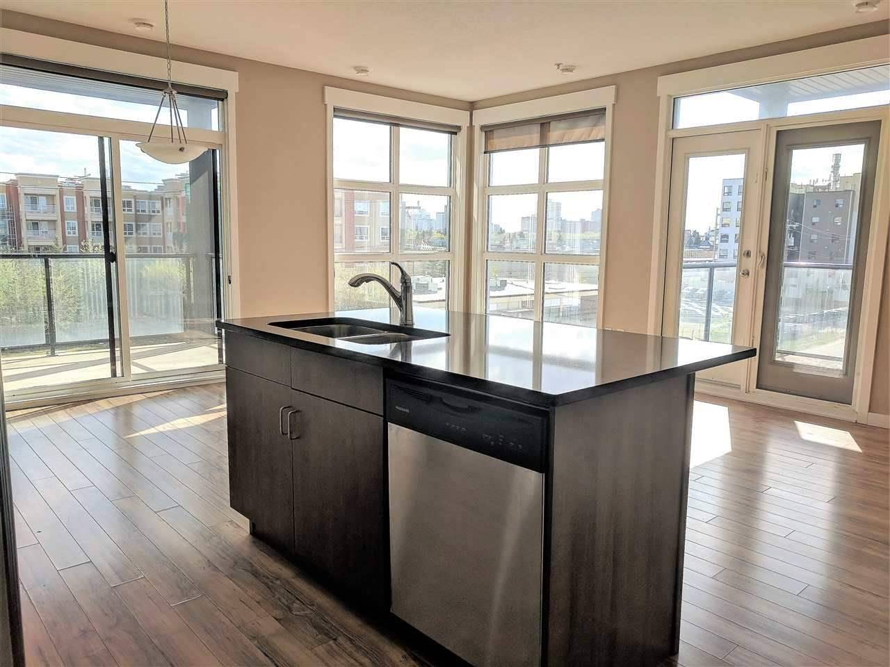 Condo for sale at 10518 113 St Nw Unit 405 Edmonton Alberta - MLS: E4193610