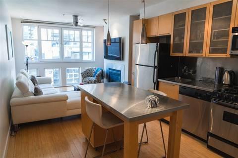 Condo for sale at 1072 Hamilton St Unit 405 Vancouver British Columbia - MLS: R2348075
