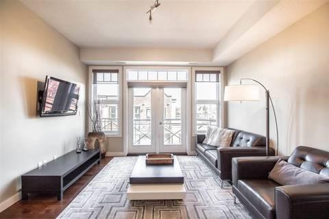 Condo for sale at 10808 71 Ave Nw Unit 405 Edmonton Alberta - MLS: E4152704