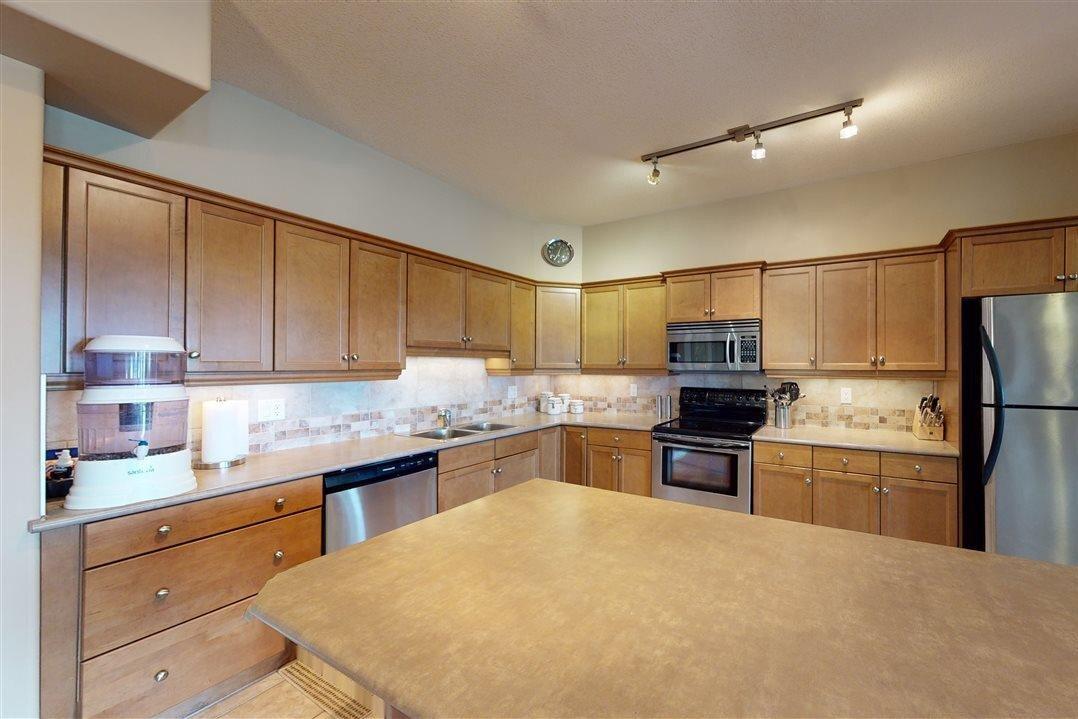 Condo for sale at 1406 Hodgson Wy NW Unit 405 Edmonton Alberta - MLS: E4225414