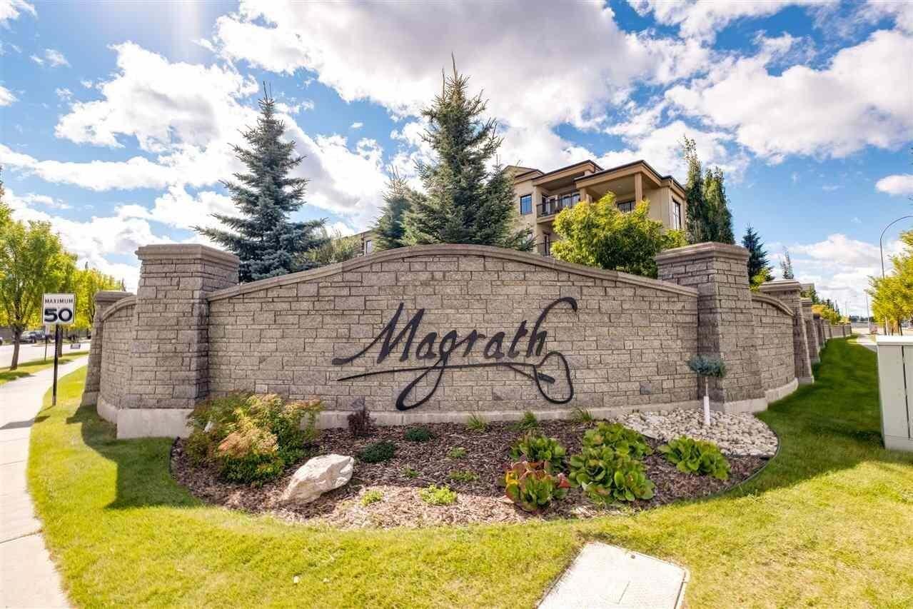 Condo for sale at 160 Magrath Rd NW Unit 405 Edmonton Alberta - MLS: E4212904
