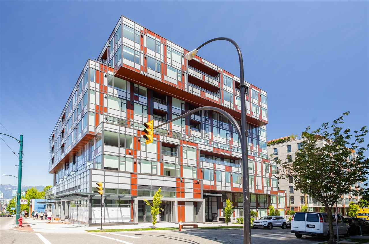 Removed: 405 - 209 East 7 Avenue, Vancouver, BC - Removed on 2018-06-04 20:12:02