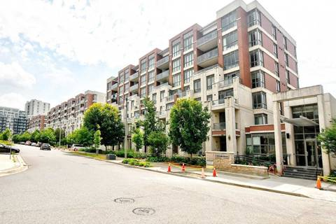 Apartment for rent at 21 Upper Duke Cres Unit 405 Markham Ontario - MLS: N4646024