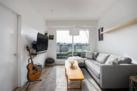 Condo for sale at 2141 Hastings St E Unit 405 Vancouver British Columbia - MLS: R2435180
