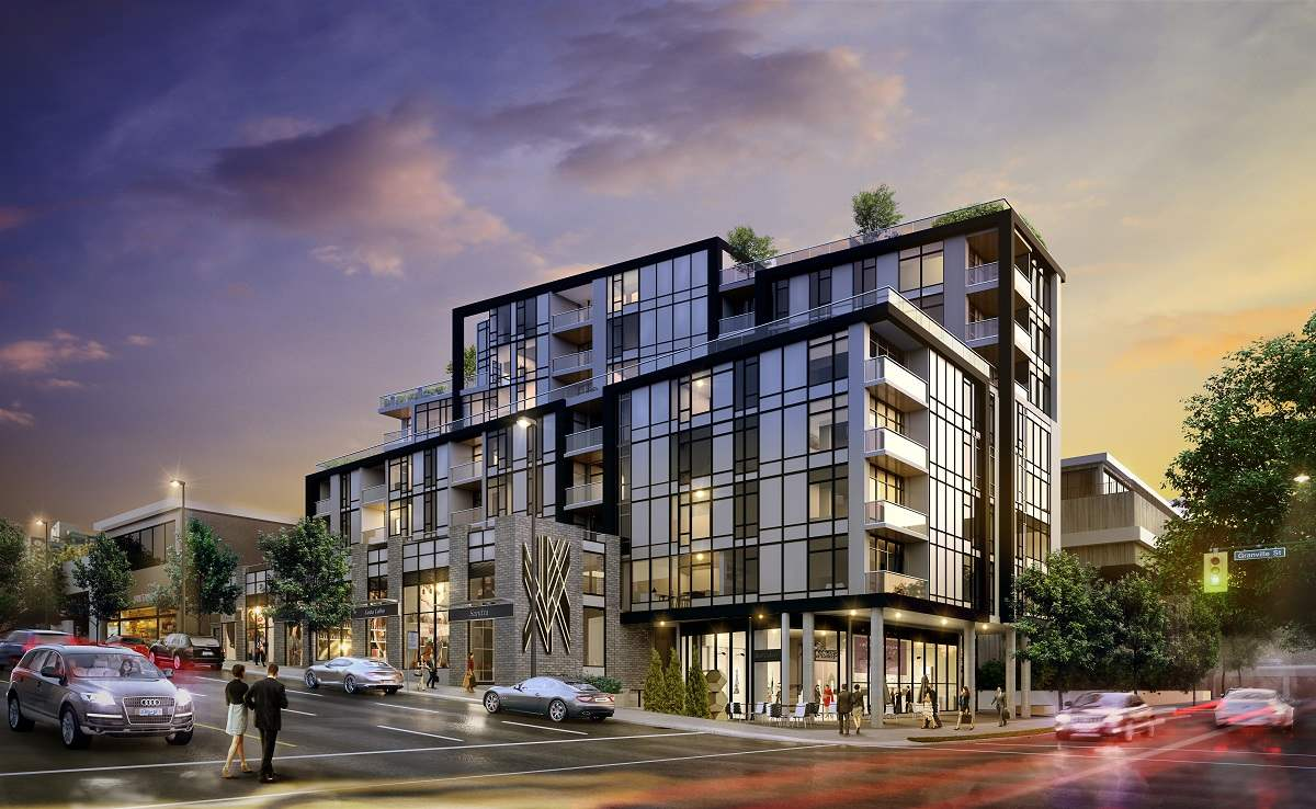 Buliding: 2301 Granville Street, Vancouver, BC