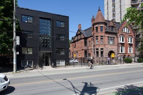 Townhouse for rent at 256 Sherbourne St Unit 405 Toronto Ontario - MLS: C4543783