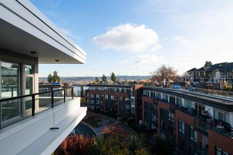 Condo for sale at 26 Royal Ave E Unit 405 New Westminster British Columbia - MLS: R2420592