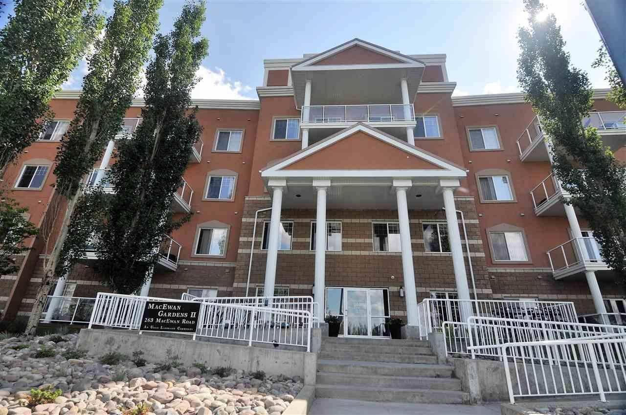 Condo for sale at 263 Macewan Rd Sw Unit 405 Edmonton Alberta - MLS: E4163145