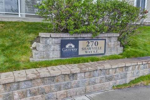 Condo for sale at 270 Shawville Wy Southeast Unit 405 Calgary Alberta - MLS: C4248148