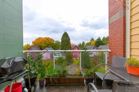 Condo for sale at 2929 4th Ave W Unit 405 Vancouver British Columbia - MLS: R2414381