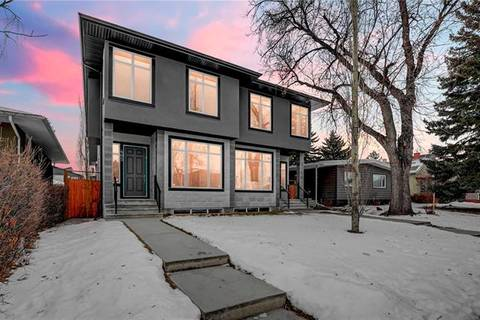 Townhouse for sale at 405 30 Ave Northwest Calgary Alberta - MLS: C4279722