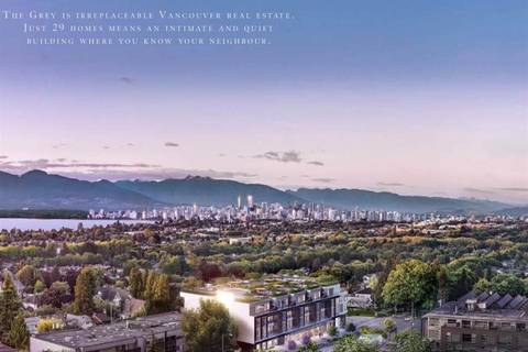 Condo for sale at 3639 16th Ave W Unit 405 Vancouver British Columbia - MLS: R2428854