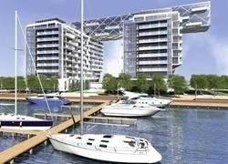 Apartment for rent at 39 Queens Quay Unit 405 Toronto Ontario - MLS: C4498830