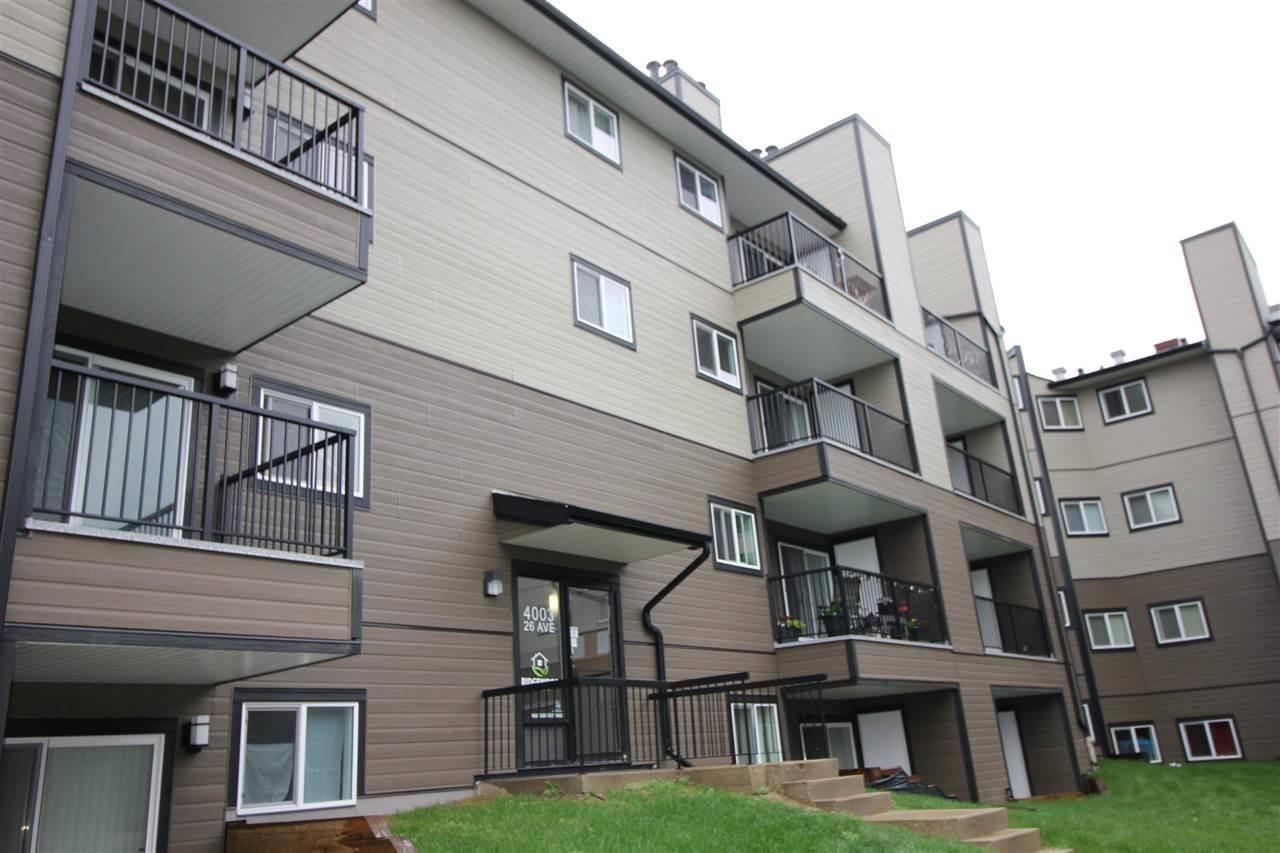 Condo for sale at 4003 26 Ave Nw Unit 405 Edmonton Alberta - MLS: E4166693