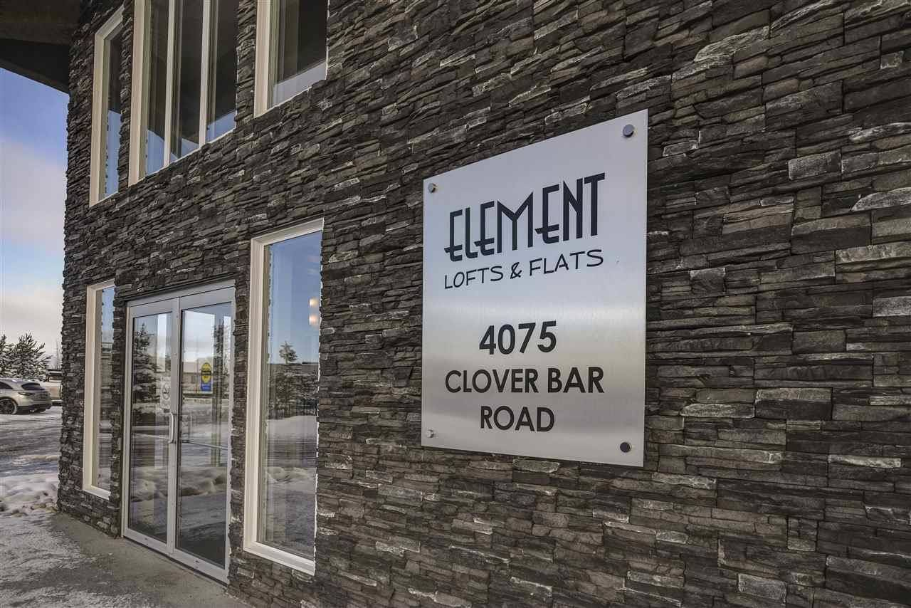 Condo for sale at 4075 Clover Bar Rd Unit 405 Sherwood Park Alberta - MLS: E4137625