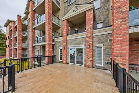 Condo for sale at 43 Ferndale Dr Unit 405 Barrie Ontario - MLS: S4728384